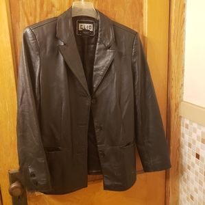 100% LEATHER JACKET